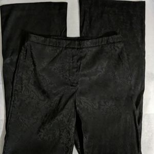 New York & Company City Stretch black pants Sz 6